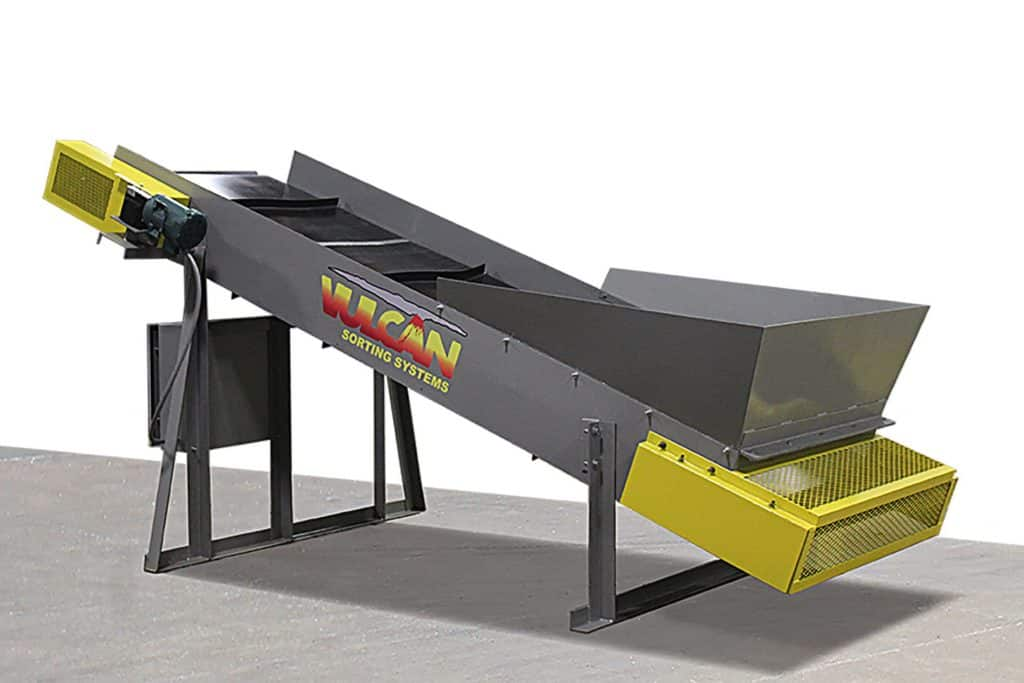 12′ Incline Feed Conveyor