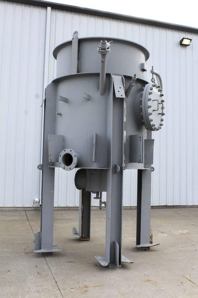 Thermal Oxidizer with Zeeco 10 MMBTU Burner