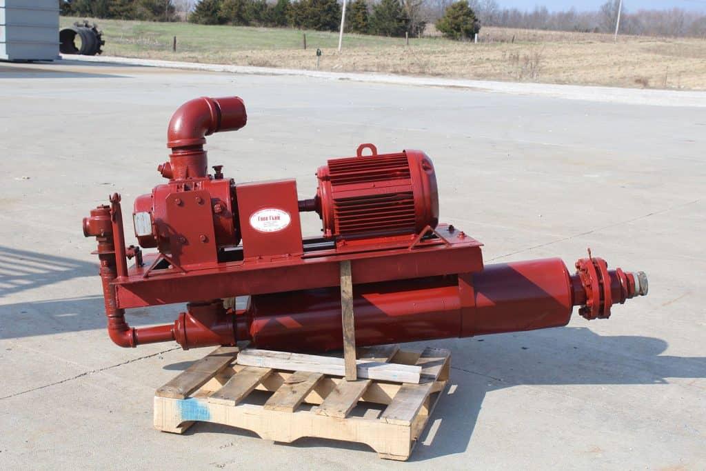 Duroflow Positive Displacement Blower