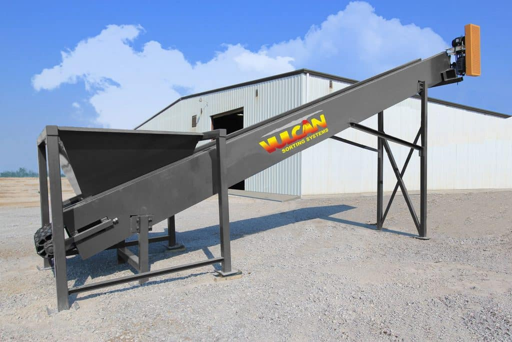 34′ Fines Incline Feed Conveyor